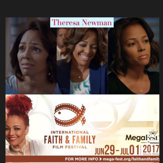 A Question of Faith - showing at the International Faith & Family Film Festival, MegaFest 2017 (Dallas, TX)