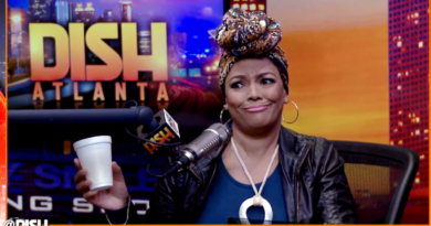 Kim Fields guest stars on Dish Nation to talk the latest entertainment news