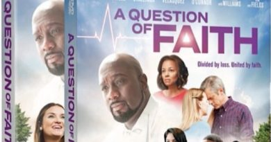 A Question of Faith movie DVDs