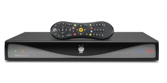 The now retired TiVo Roamio