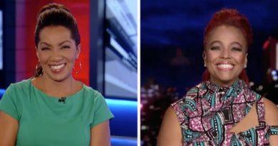 Arthel Neville interviews Kim Fields on Fox News
