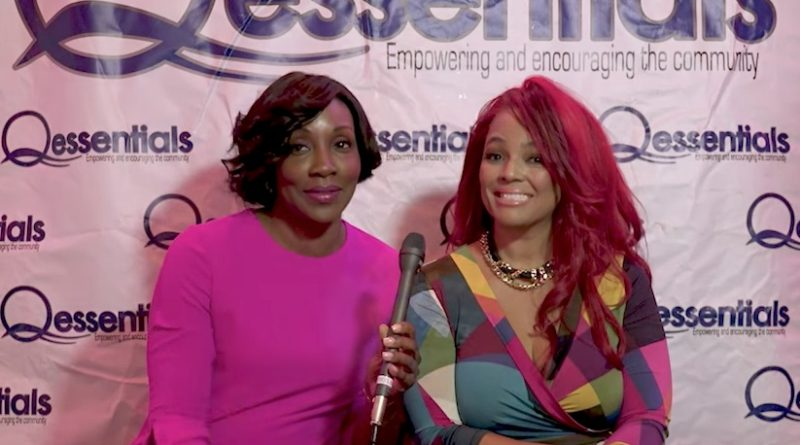 Kim interviews with Angela White, producer of the movie A Question of Faith