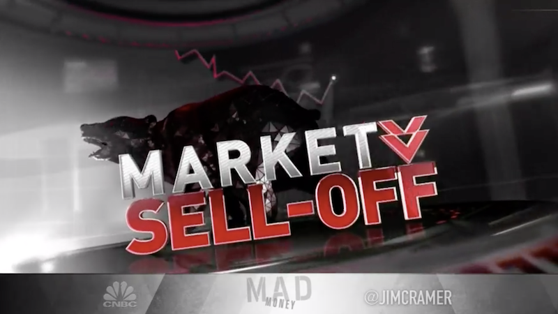 CNBC: Market Sell-Off